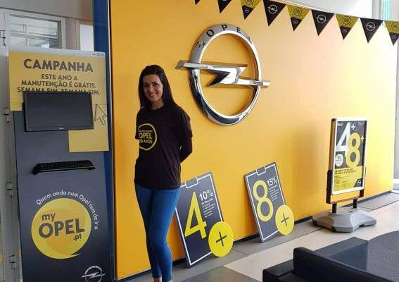 Promotores - Opel