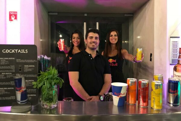 Promotores - Red Bull