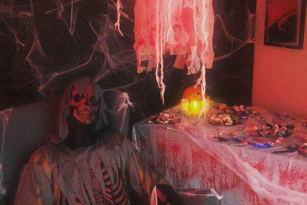 Sopro Festivo - Mascote Halloween PrimeIt