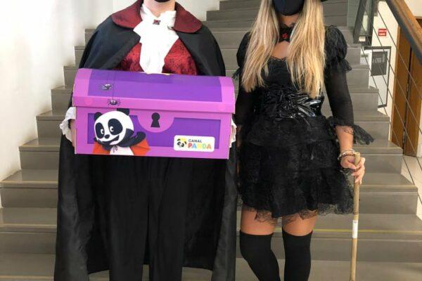 Sopro Festivo - Promotores Halloween